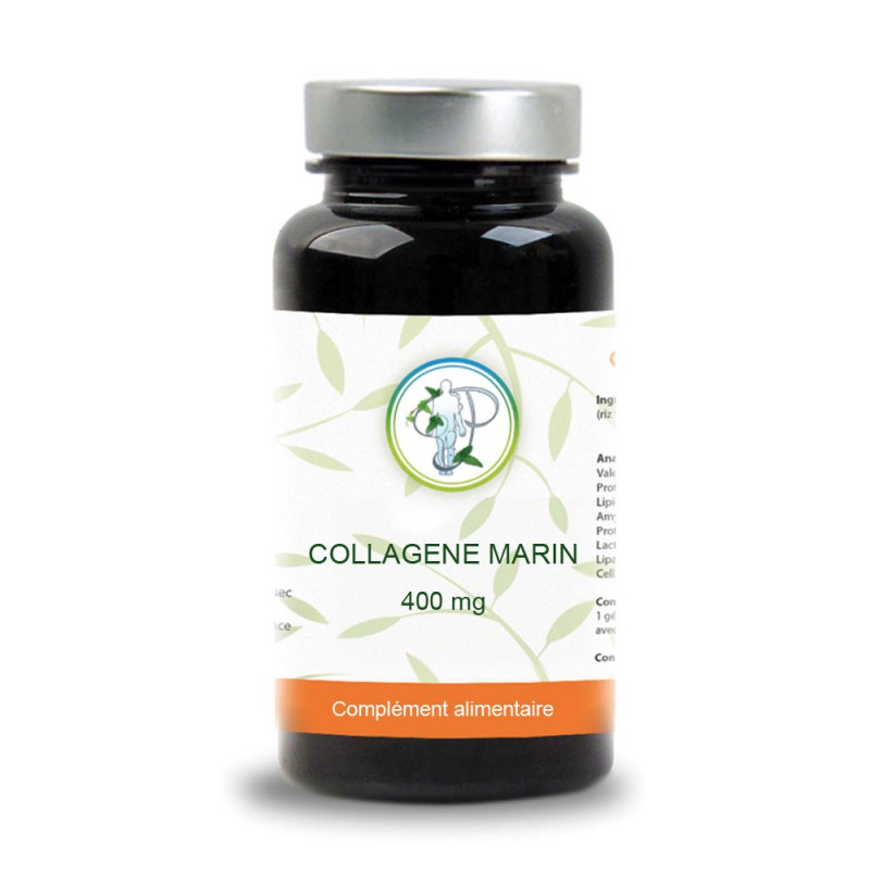 Collagène Marin de type I 400 mg