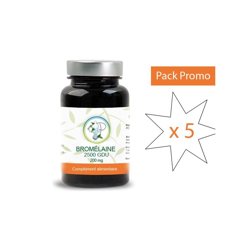 Bromelaine 2500 GDU 200 mg