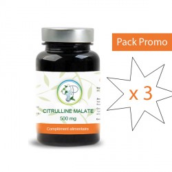 Citrulline Malate 500 mg