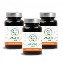 Lapacho 1000 mg X 3 Boites